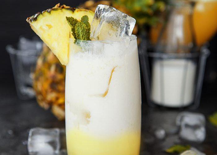 Piña Colada – recipe for tropical summer drink