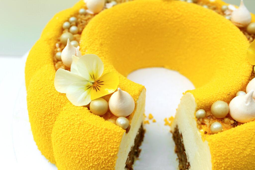 Solero kage. Oplagt til dessert med vennerne. Smager som Solero drinken.