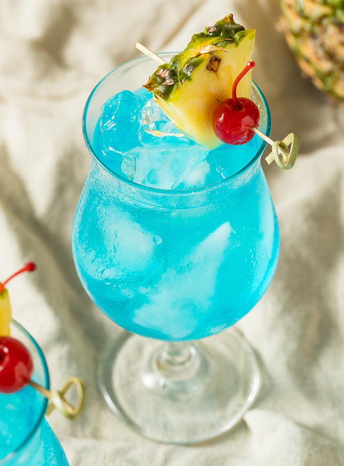 Isbjørn drink med CUBA Orange