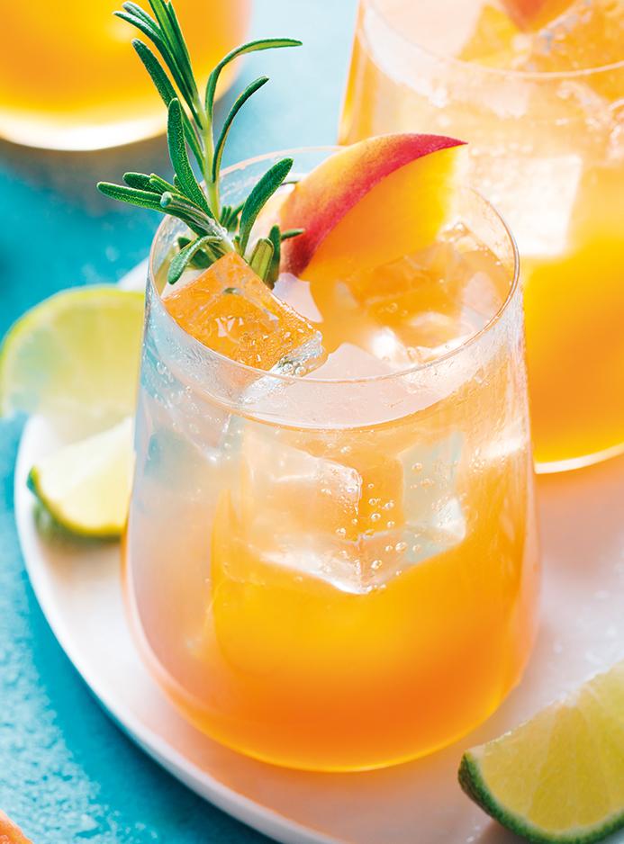 Mango Hazz drink med CUBA Mango